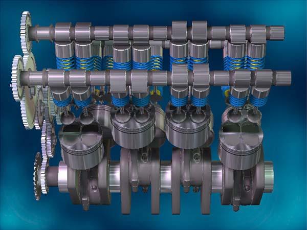 V8 Engine Animation V8 Engine Animation | ...