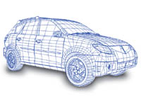 custom 3D car models